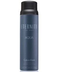 Calvin Klein Eternity Aqua For Men Body Spray 5.4 Oz