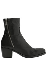 Rocco P. 40Mm Zipped Leather Ankle Boots