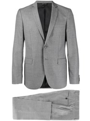 Tonello Two Piece Formal Suit Grey