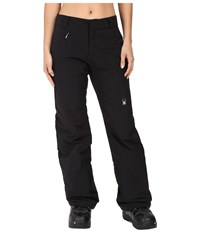Spyder Winner Athletic Fit Pants Black Women's Outerwear