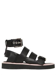 Nicholas Kirkwood 30Mm Suno Leather Sandals