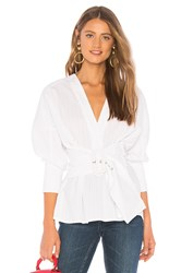 C Meo Collective The Moments Shirt White