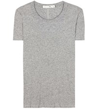 Rag And Bone Tee Cotton T Shirt Grey
