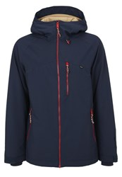 O'neill Exile Ski Jacket Ink Blue Dark Blue