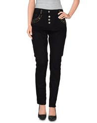 Costume Trousers Casual Trousers Women Black