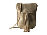 Lucky Brand Aspen Pouch Light Gold Handbags
