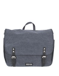 Kenneth Cole Reaction One Day Or Another Messenger Bag Navy