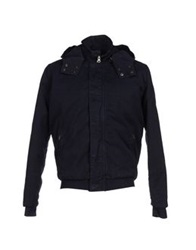 Lot 78 Jackets Dark Blue