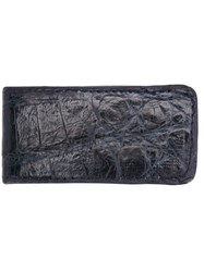 Santiago Gonzalez Long Wallet Black