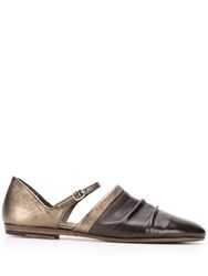 Pantanetti Round Toe Shoes Neutrals