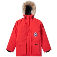 Canada Goose Expedition Fusion Parka Red
