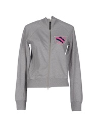 Hydrogen Sweatshirts Grey