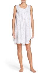 Women's Eileen West Floral Print Nightgown