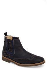 Anatomic And Co Men's Co. Gustavo Chelsea Boot Vintage Navy