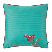 Pip Studio Quilted Cushion 40X40xcm Light Blue