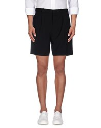 Marni Trousers Bermuda Shorts Men Black