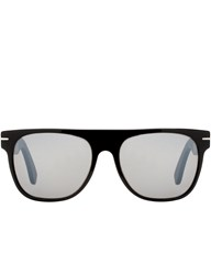 Super By Retrosuperfuture Flat Top Triflect Sunglasses