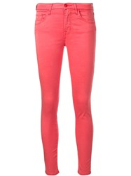 Jacob Cohen Kimberly Jeans Red