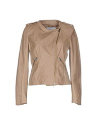 Kaos Coats And Jackets Jackets Women Camel