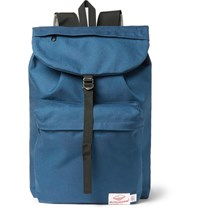 Battenwear Day Hiker Canvas Backpack Cobalt Blue