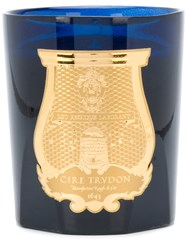 Cire Trudon Madurai Candle Unisex Wax Glass One Size Blue