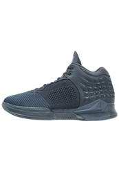 Brand Black Jcrossover 2 Hightop Trainers Navy Dark Blue