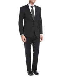 Ralph Lauren Anthony Wool Serge Two Piece Suit