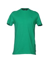 Beverly Hills Polo Club Topwear T Shirts Green