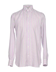 Giampaolo Shirts Light Purple