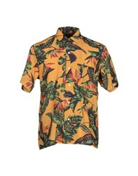 Phenomenon Shirts Shirts Men Ochre