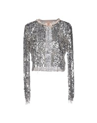 Trust Toilette Suits And Jackets Blazers Women Silver