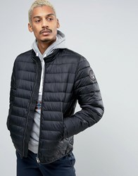Napapijri Aerons Stand Padded Jacket In Black Black