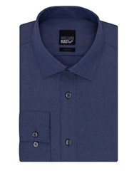William Rast Slim Fit Dress Shirt Navy