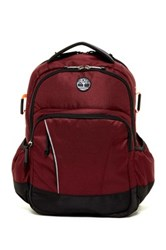 Timberland Danvers River 17' Backpack Red