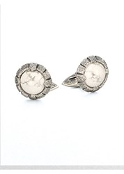 Stephen Webster Round Cuff Links No Color