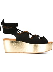 See By Chloe 'Liane' Sandals Black