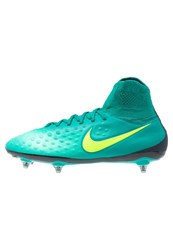 Nike Performance Magista Orden Ii Sg Football Boots Rio Teal Volt Obsidian Clear Jade Hyper Turqouise Mint