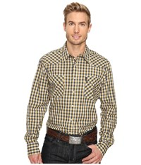 Cinch Modern Fit Plain Weave Multicolored Men's Clothing
