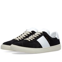 Levon Leather And Suede Sneakers - NavyPaul Smith bHKGGz7YF