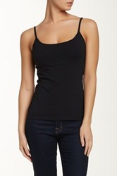 Shimera Shelf Bra Camisole Black