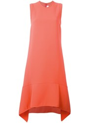 Victoria Beckham Tank Dress Pink Purple