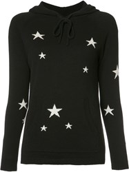 Chinti And Parker 'Star' Hoodie Black