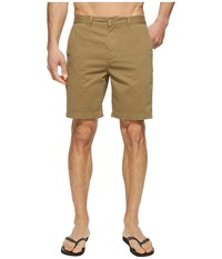 Globe Goodstock Chino Walkshorts Taupe Men's Shorts