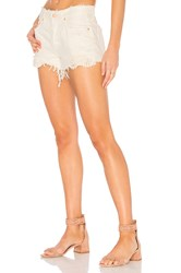 Free People Daisy Chain Lace Short White