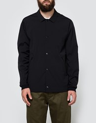 Reigning Champ Coach's Jacket Black