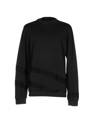 Ring Sweatshirts Black