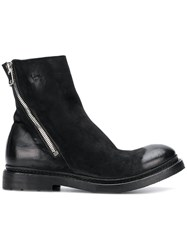 The Last Conspiracy Kal Boots Black