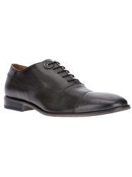 Diesel Black Gold Classic Oxford Shoes