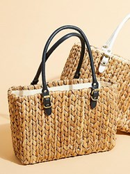 Straw Studios St. Barts Tote By