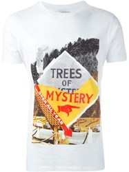 Soulland 'Trees Of Mystery' T Shirt White